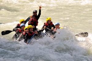 Rafting Imst