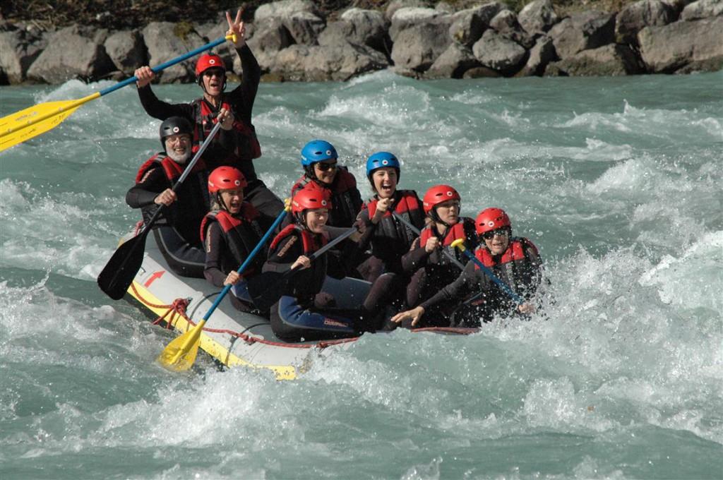 20141010-Rafting Einsteiger Tour mit Sport Ossi