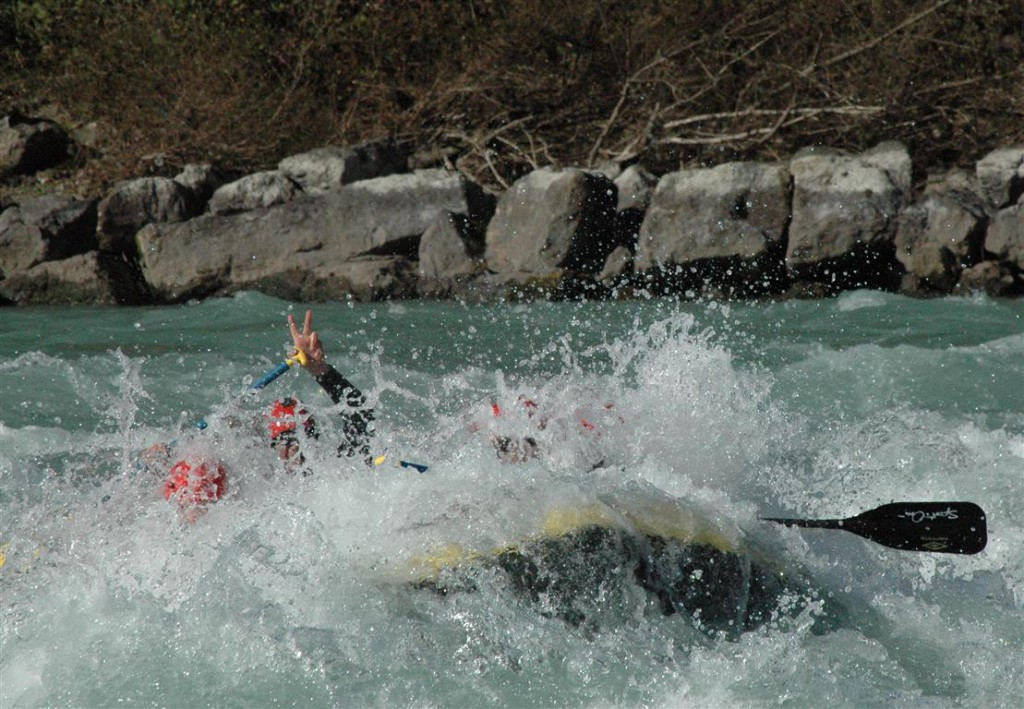20141010-Rafting Einsteiger Tour mit Sport Ossi Action