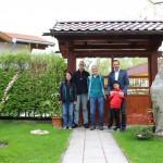 Hanshi Ichikawa und Schuler-san 2016 04 23 in Tirol