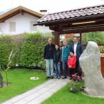 Hanshi und Schuler-san 2016 04 23 in Tirol