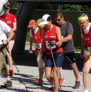 Kurt Otto und Franz starten mit den Walkern 2009 (Mittel)