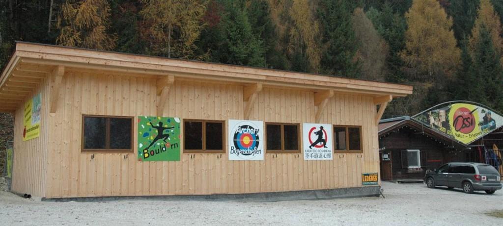 Sport Ossi Basis Kramsach Tirol Österreich