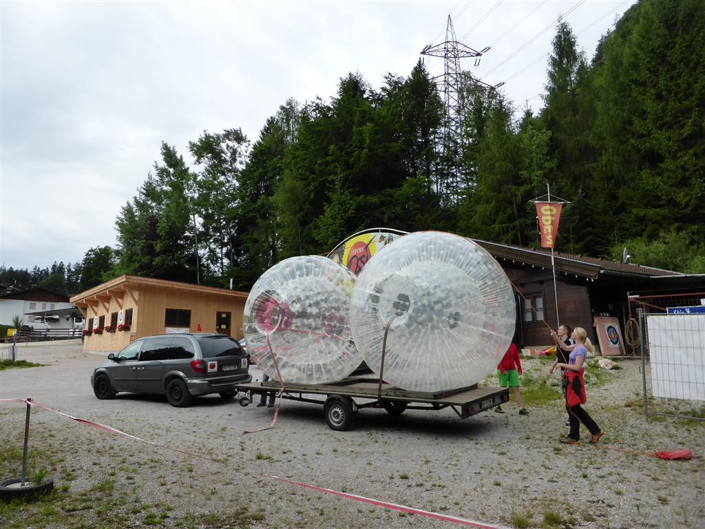 (01) 2014 Laufball Zorbing Sport Ossi