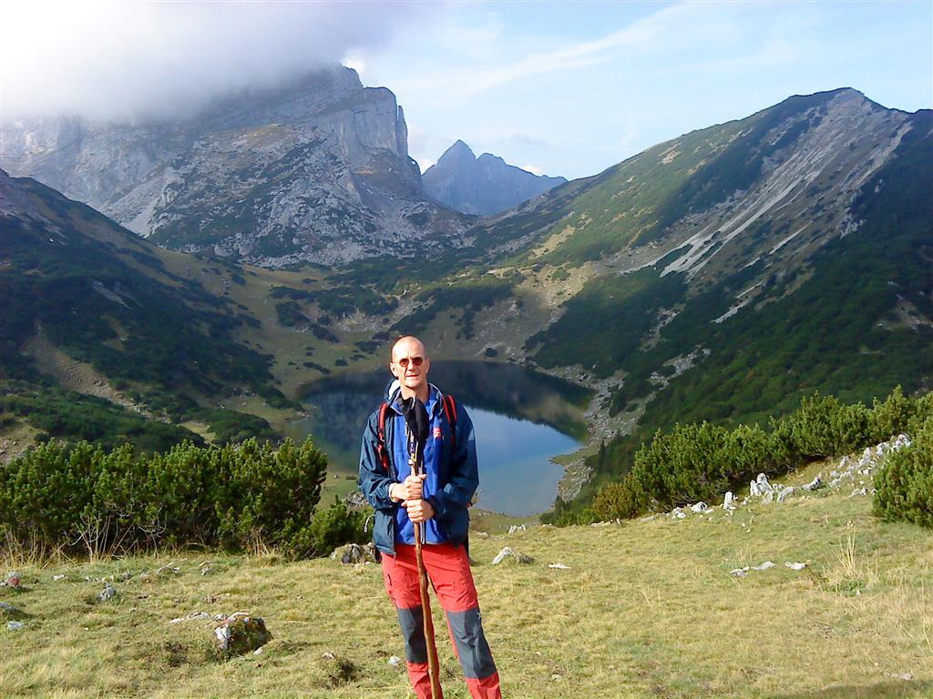 ossi stock tiroler bergwanderführer - sport ossi (Mittel)